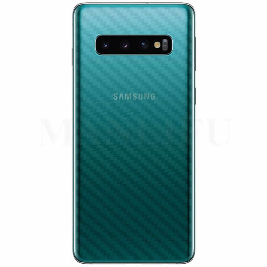 5 pçs 3d guarda protetor de tela fibra carbono para samsung galaxy s20 ultra 5g s20 s20 + nota 10 plus 8 9 volta película protetora