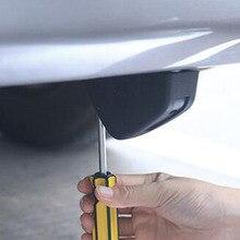 4pc Universal Car rear bumper cast shark spoiler for Infiniti FX series Q series QX series Coupe EX37 EX25 JX35 EX35 G Class M