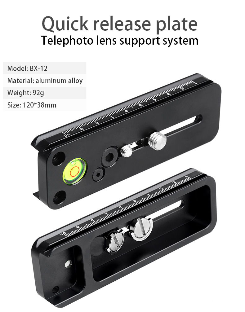Длинный RRS ARCA Швейцарский штатив для камеры быстросъемная пластина Кронштейн для телеобъектива держатель для длинного узлового направляющего адаптера