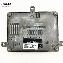 CZMOD Original 85967-48020 R01 12V 32W Ballast Headlight Computer light control LED Right side 85967 48020 R01(used)