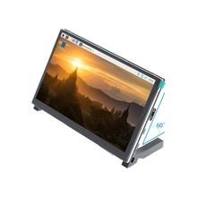 7 polegada 1024x600 display lcd d com suporte-h painel de ângulo de visão completo em 178 graus para raspberry pi 3b + 4b