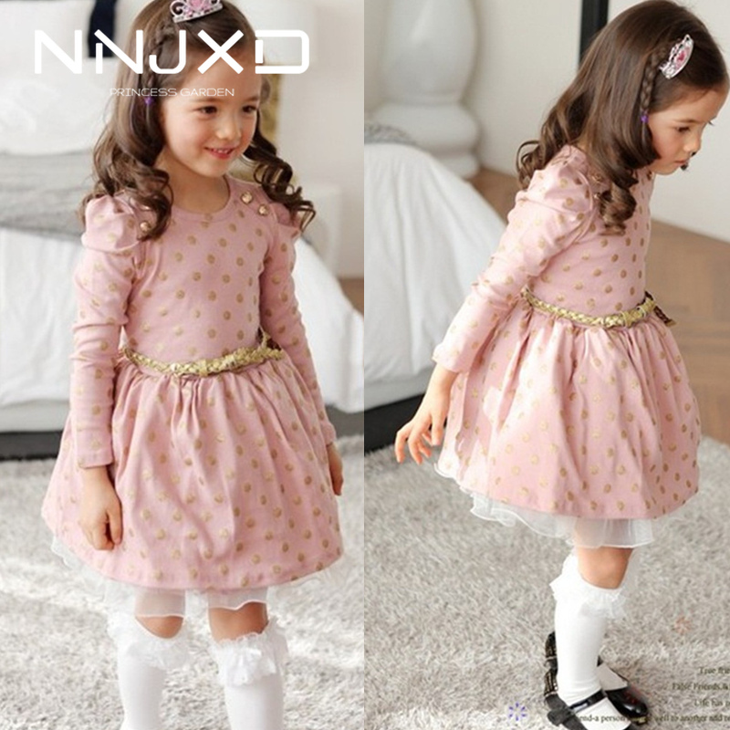 <font><b>Fancy</b></font> <font><b>Baby</b></font> Girls <font><b>dresses</b></font> 2019 New Autumn& Winter Casual Style Asymmetrical Striped Princess <font><b>Dress</b></font> The party For Children Clothes image
