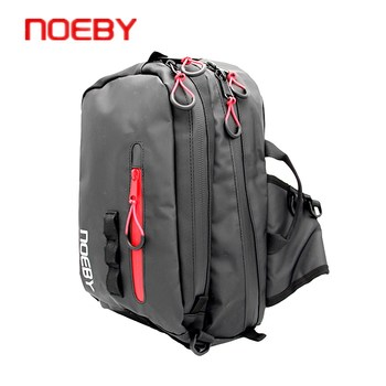 NOEBY Fishing Bag S/M Size Waterproof Fishing Lure reel bag CHEST Bags Large Capacity Backpack
