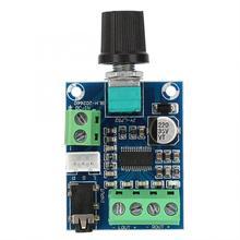 цена на DC 12-24V 15+15W Digital Amplifier Board Module Volume Adjustable Dual Channel