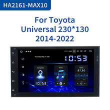 "Dasaita 2 Din Autoradio Car Android 10.0 for Toyota Corolla Auris Fortuner 2017 Car Stereo Multimedia Navigation 9"" Display HDMI"