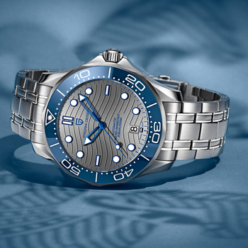 2021 New PAGANI DESIGN Wave Men Mechanical watch Luxury Automatic Watch for men NH35 Sapphire crystal Dive wristwatch clock man 2