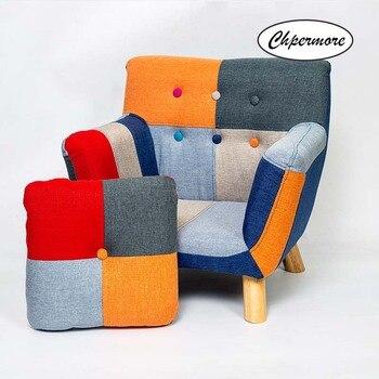 Chpermore Children Patchwork Armchair 1