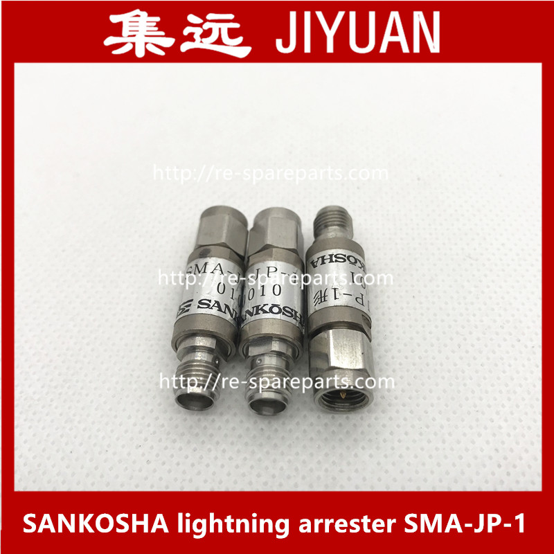 Supply The Japanese Original SANKOSHA Lightning Arrester DC-3GHZ SMA SMA-JP-1