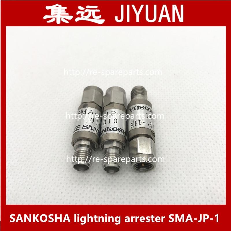 Supply The Japanese Original SANKOSHA Lightning Arrester DC-3GHZ SMA SMA-JP-1