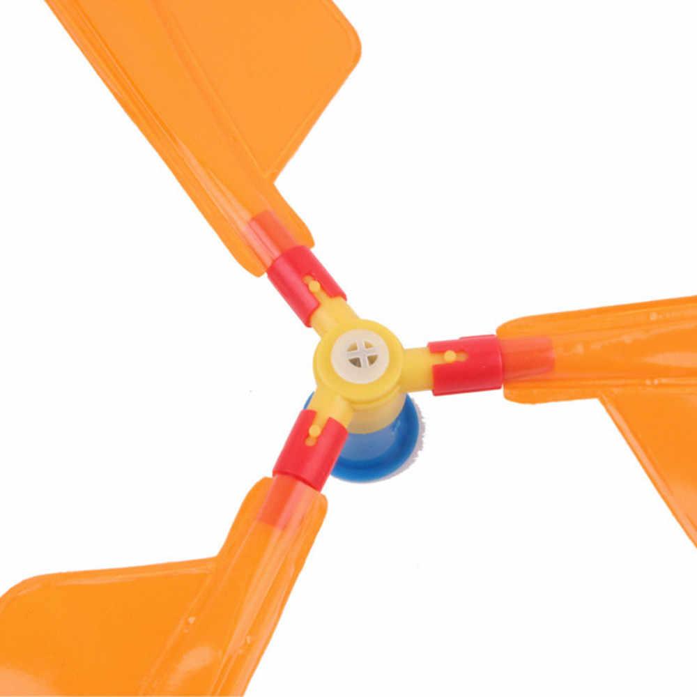 Ballon Helikopter Vliegen Speelgoed Kind Verjaardag Xmas Party Bag Kousvuller Gift Outdoor Game Kids Ballon Set Accessoires 7.29