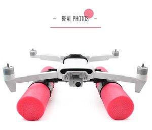 Image 4 - STARTRC FIMI X8 SE pręt pływalności/pływak pływalności wody/zestaw pływakowy/dla FIMI X8 SE akcesoria do dronów