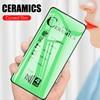Full Cover Ceramics Soft Tempered Glass for Huawei Mate 30 20 20X Nova 3 3i P10 P20 P30 P40 Lite Pro Screen protector Film 1