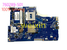 Оригинальный Для HP Envy M6-N M6-n012dx 15-Q серия материнская плата для ноутбука 760289-501 HM87 PGA947 100% рабочий