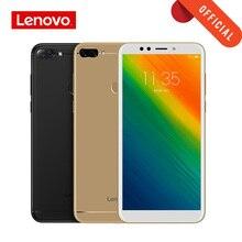 Küresel sürüm Lenovo Smartphone 4GB 64GB 6 inç cep telefonu Octa çekirdek cep telefonu K9 not arka 16MP 4G LTE telefon 3760mAh