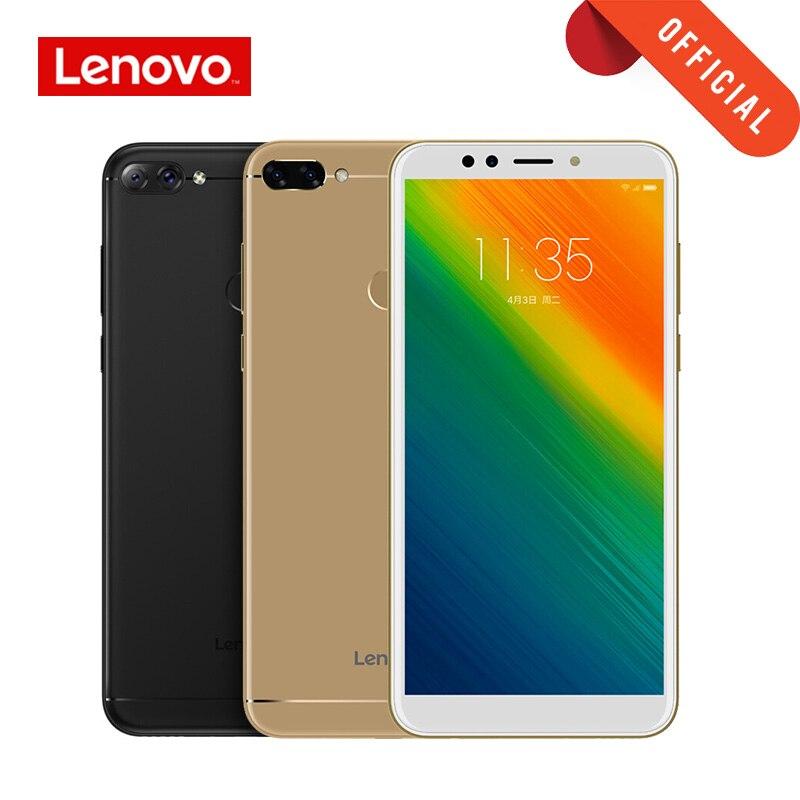 Version mondiale Lenovo Smartphone 4GB 64GB 6 pouces téléphone portable Octa Core téléphone portable K9 Note arrière 16MP 4G LTE téléphone 3760mAh