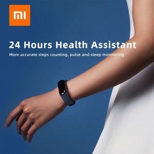 Image 4 - Xiaomi Mi Band 3 Smart Wristband with Fitness Tracker Heart Rate Moniter OLED Bluetooth Sports Bracelet Water Resistant Miband 3