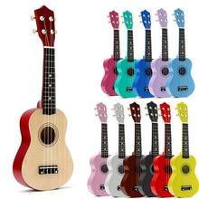 Zebra Spring 21 inch Basswood Soprano Ukulele Guitar Rosewood 4 Strings Ukulele Bass Guitar Uke Kids Gift Musical Instruments