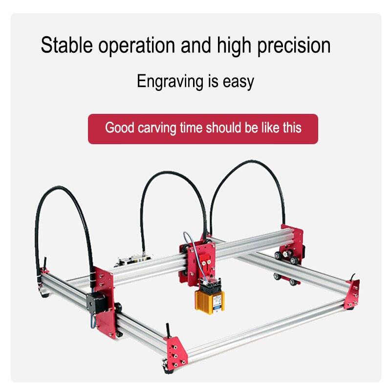 15W DIY laser gravur maschine schriftzug spray kennzeichnung maschine metall edelstahl leder holz schneiden werkzeug