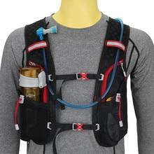 5L Bicycle Backpack Running Marathon Bag Train Running Cycling Rucksack Hydration Men Sport Bags Waterproof Riding BikeBack