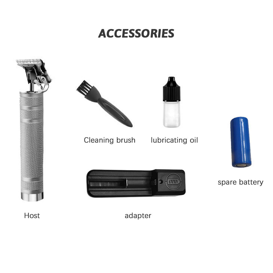 Купить с кэшбэком USB Charge Electric Hair Clipper Shaver Beard trimmer Professional Hair Trimmer Cordless Men Hair Cutting Machine Beard razor