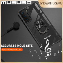 Musubo Luxury Case For Samsung Galaxy S21 Ultra S20 FE Note 20 Ultra Note 10 Plus S10 Coque Funda Cover A72 A21S A52 A51 A12 5G