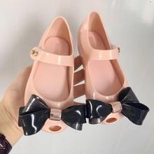 Sandals Jelly-Shoes Mini Melissa Gilrs Girl Princess Kids Fashion Children's PVC Sweet