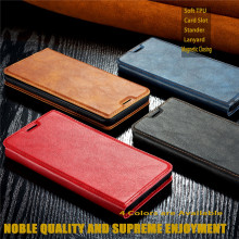 Phone Case sFor Huawei P30 Pro Lite Vintage Flip Leather Wallet Card Cover Fundas For P 30 Capa