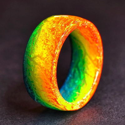 Colors Fashion Ring