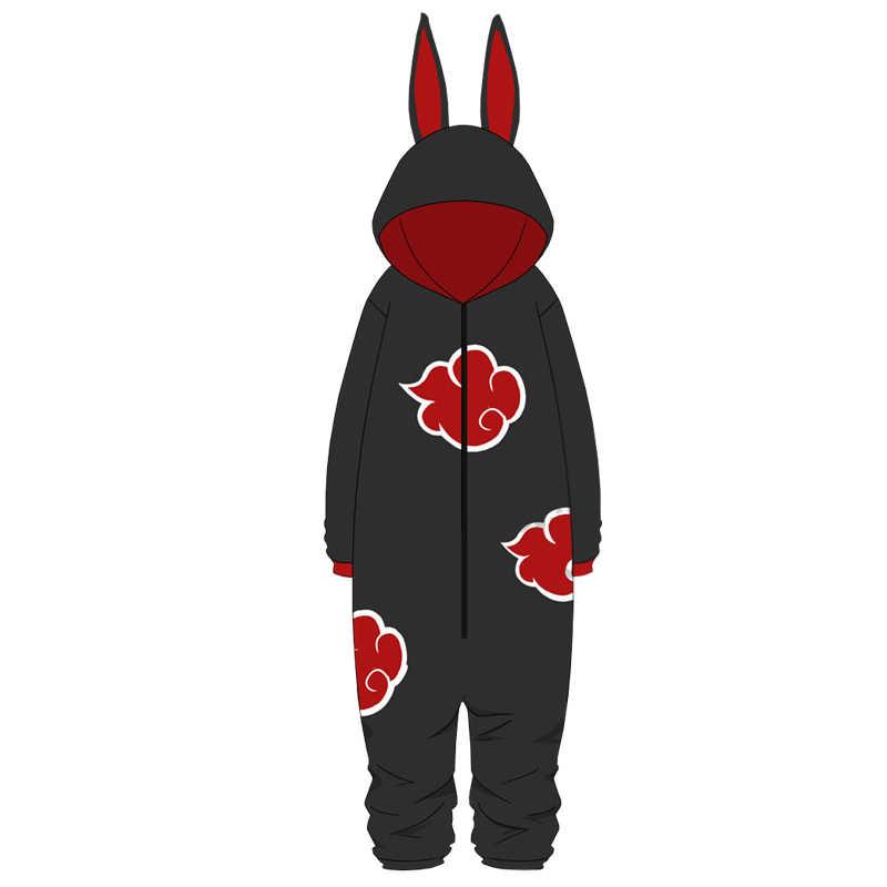 Naruto Shippuden Datum EINE Live Tokyo Ghoul Fate/Grand Auftrag Overall Cosplay Venom Doma Umaru Onesies Strampler Pyjamas Nachtwäsche