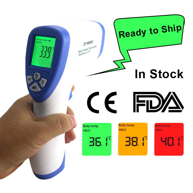 In Stock Muti function Baby/Adult Digital Thermometer Infrared 