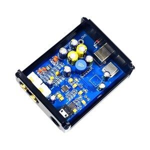 Image 5 - Es9028Q2M + Sa9023 Usb מפענח חום אודיו פענוח לוח Dac כרטיס קול Diy עבור Amplificador מגברי קולנוע ביתי