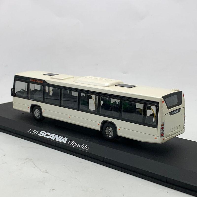 35 см 1/50 масштаб scania автобус классический сплав модель автомобиля моделирование литья под давлением автобус Игрушечная модель, подарок для