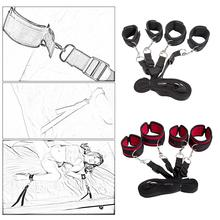 Bondage Bed Restraint Foot Shackle Handcuffs Adult Games Sex Tool Role Play Toy Give your lover yourself a chance for fresh fun