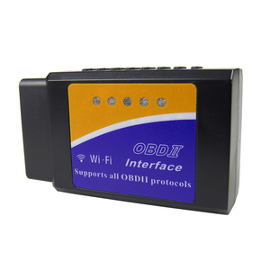 Image 5 - ELM 327 OBD2 Scanner For Car ELM327 WiFi V1.5 Auto Diagnostic Tools ELM 327 V 1.5 Wi fi Obd 2 Code Reader Scanner For iOS