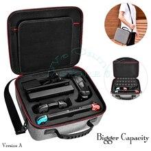 Nitendo Nintend Switch Portable Big Bag Nintendoswitch Handbags EVA Carry Case Cover for Nintendo Switch Console