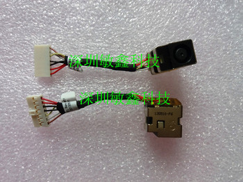 NEW FOR HP Pavilion dm4-1000 dm4-2000 AC DC IN Power Jack Charging Port Cable image