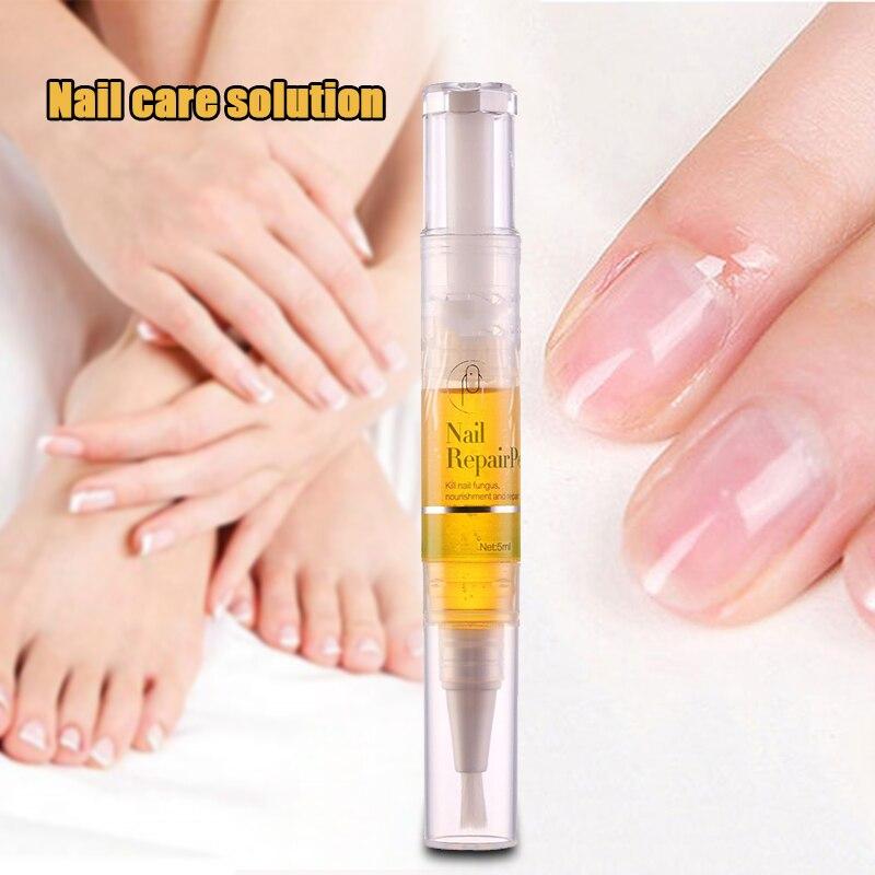 Nail Repair Pen Nails Care Renewal Fixes Liquid For Fingernail Toenail 5ml Nail Treatment Nail Repair Pen