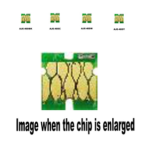 8pack  E 40D for Epson Wide format ink cartridge disposable chip SC T3100 SC T5100|Ink Cartridges| |  -