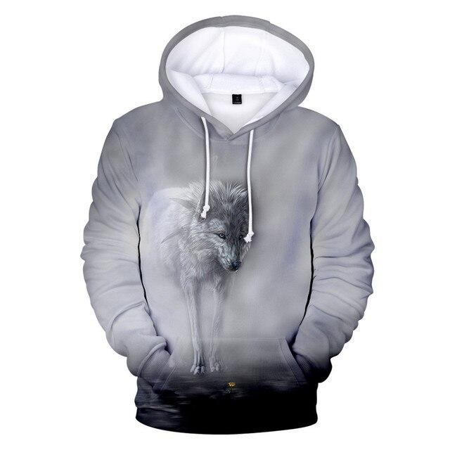 New Wolf 3D Printed Hoodies Men Women Boys Shinning Wolf Design Hoodie Sweatshirts Fashion Harajuku Jacket Coat Brand Clothes 6