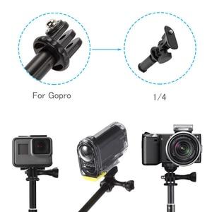 Image 2 - Kamera Köprüsü Adaptörü için Xiaomi yi Bağlar 1/4 inç Vida Sony mini kamera Eylem Kamera HDR AS20 AS30V GP135
