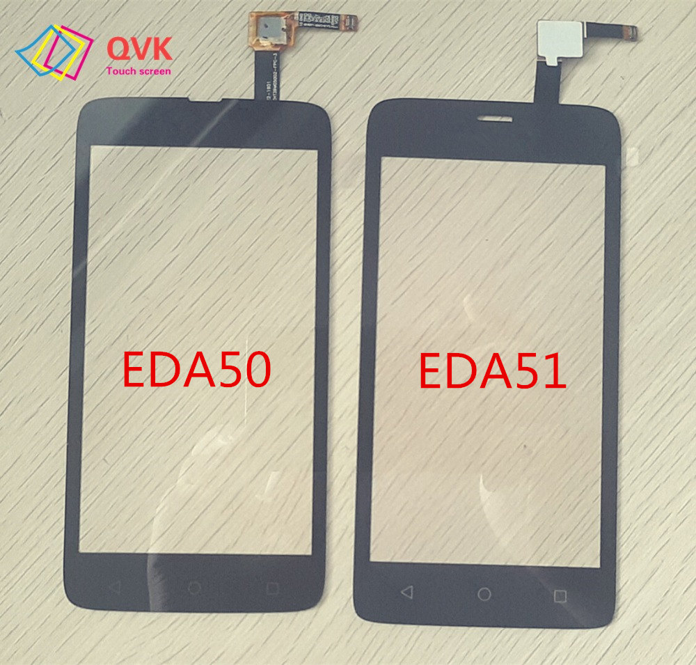 Black Touch Screen For ScanPal EDA50 EDA51EDA50K Capacitive Touch Screen Panel Repair Replacement Spare Parts