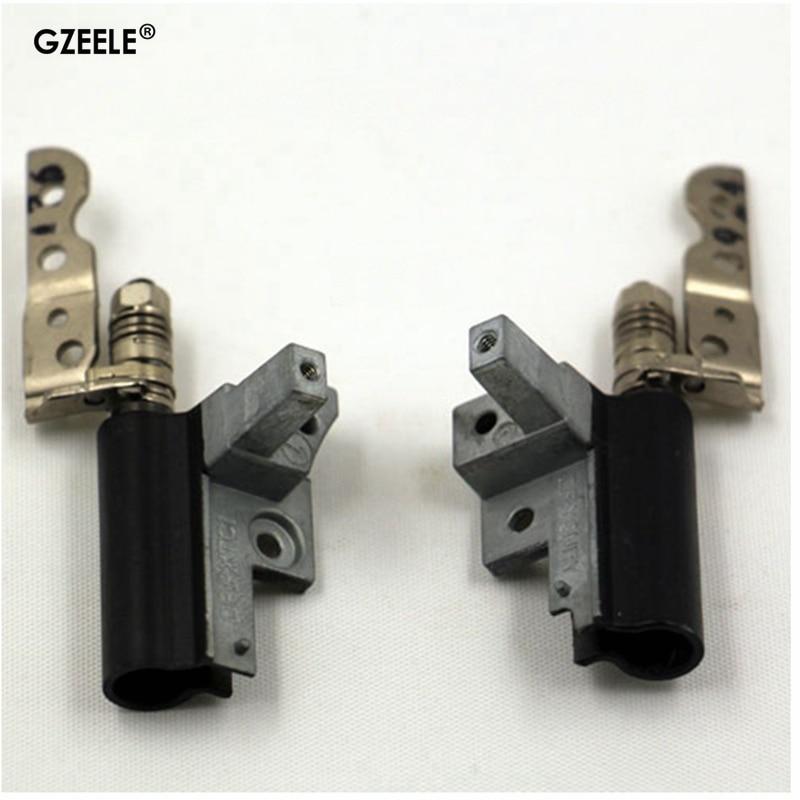 GZEELE New For Dell XPS 15 L501X L502X Right & Left Laptop Lcd Rail Bracket Set K3Y8X Screen Holder Hinge
