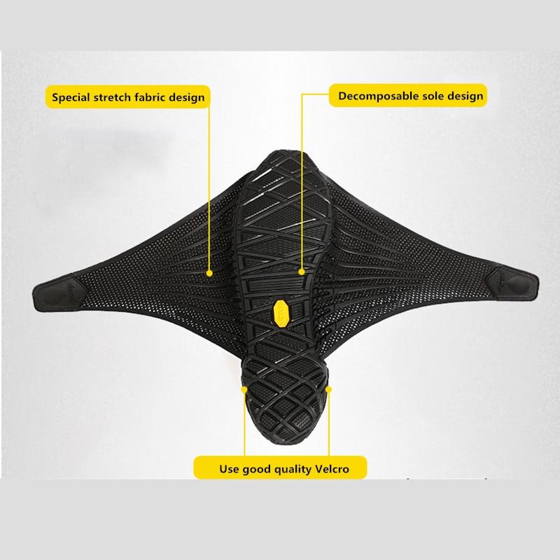 Vibram furoshiki растягивающаяся сетчатая ткань Мужская обувь