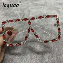 Классические солнцезащитные очки с квадратными линзами Роскошные