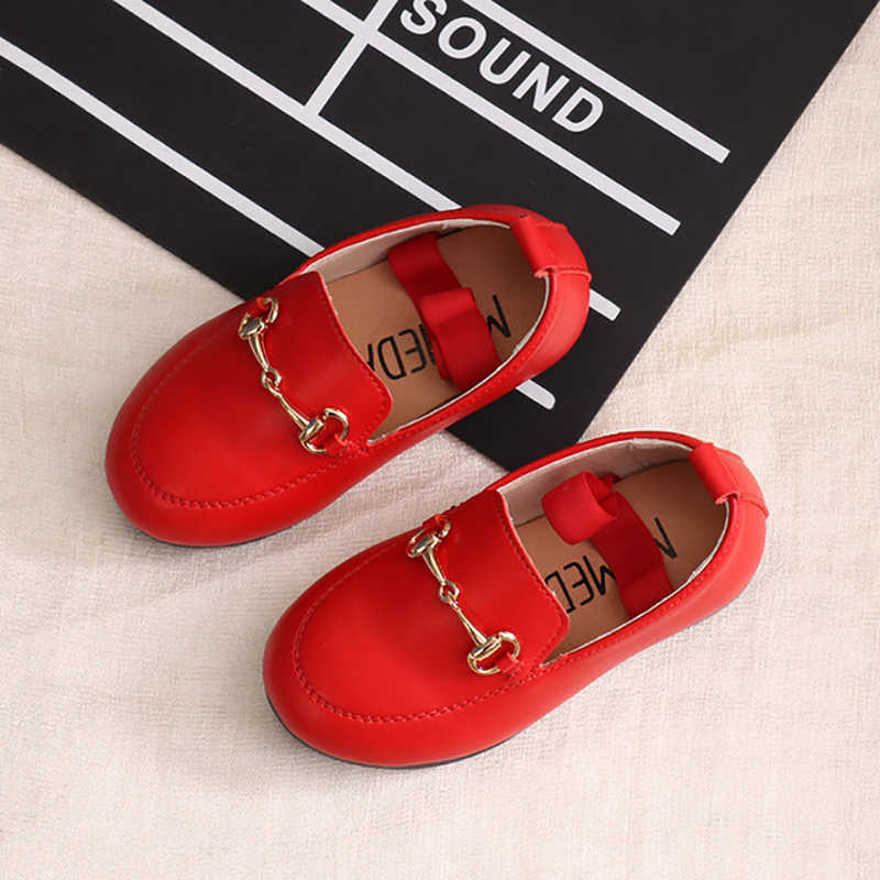Dolakids 2019 nieuwe meisje prinses baby schoenen Lederen schoenen han versie enkele schoenen voor kinderen 1-6 jaar oude