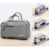 Photography Big Bag Fotografia DSLR Camera Shoulder Bags Backpack Laptop for Canon Nikon Travel Shockproof Lens Case Gray Black
