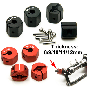 4Pcs 8/9/10/11/12mm Alloy For