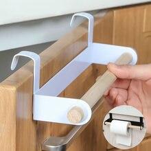 Кухонный подвесной держатель для ванной комнаты туалетной бумаги