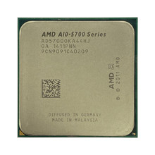 CPU AMD A10 5700 A10 5700k 3,4 GHz Socket FM2 Quad-Core AD5700OKA44HJ