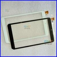 1 pçs/lote frete grátis Para Prestigio MultiPad VISCONTE QUAD 3GK PMP1080TD3GBK Painel da tela de toque Digitador Substituição Do Sensor